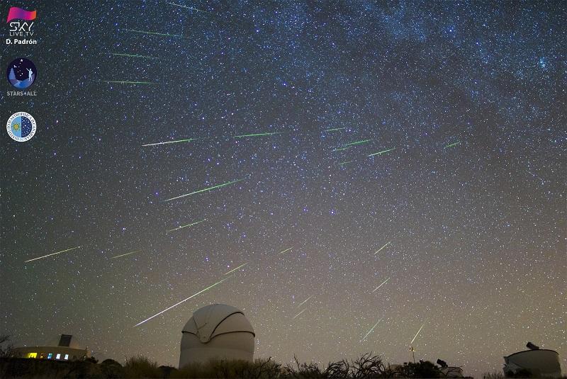 Famous Perseid meteor shower peaks on Wednesday Image-8fb45146c6